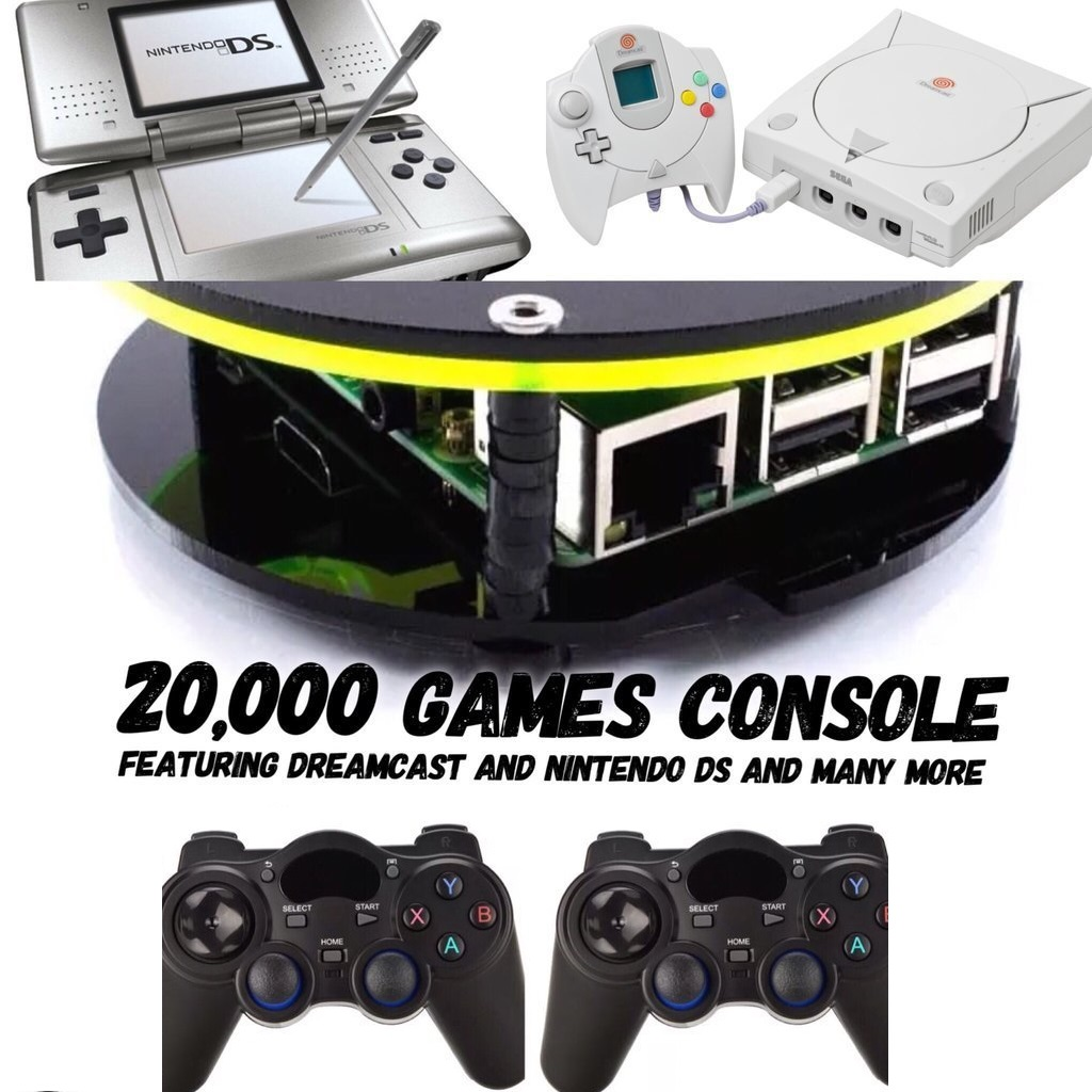 20K Console - 20,000 Games!